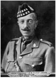 Albert Pryce Jones, Lethbridge Highlanders