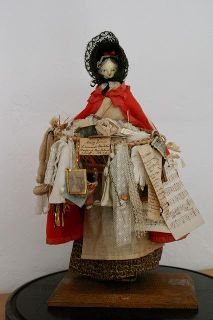 Mary Jones, Pedlar doll