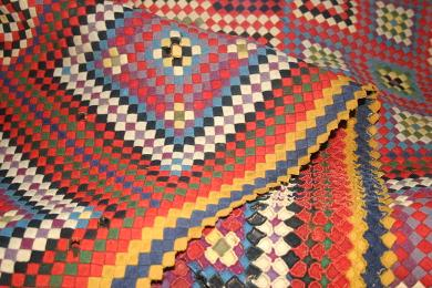 Military quilt - patchwork